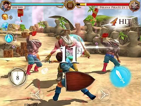 Download Beast quest iPhone free game.