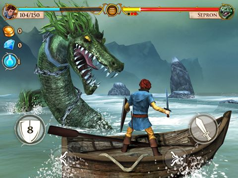 Free Beast quest download for iPhone, iPad and iPod.