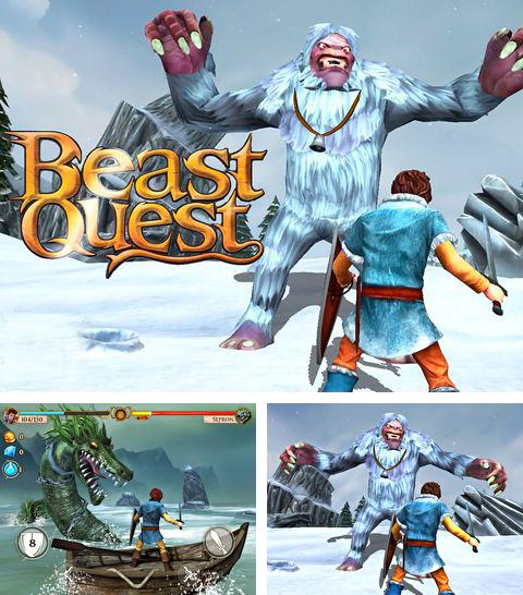 In addition to the game After Earth for iPhone, iPad or iPod, you can also download Beast quest for free.