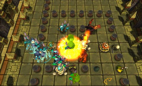 Download Beast towers iPhone free game.