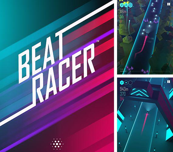 In addition to the game Block Fortress for iPhone, iPad or iPod, you can also download Beat racer for free.
