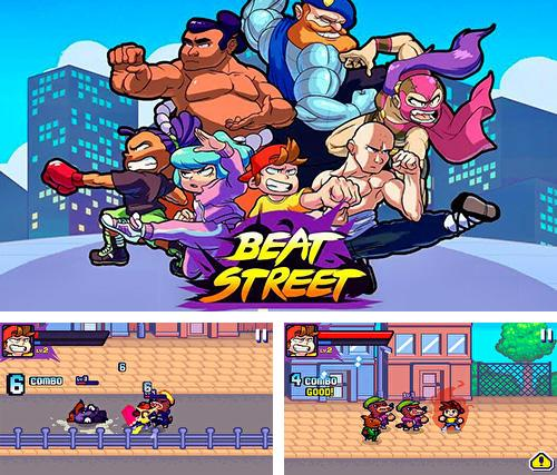 In addition to the game Hero defense pro for iPhone, iPad or iPod, you can also download Beat street for free.
