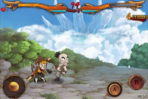 Игра Beat to west для iPhone