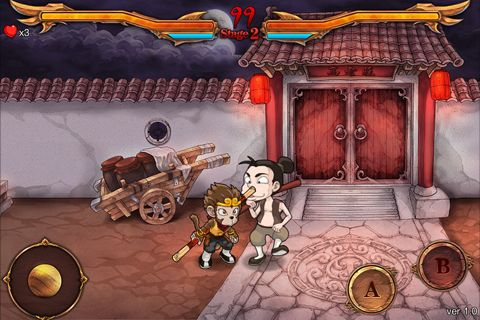 Capturas de pantalla del juego Beat to west para iPhone, iPad o iPod.