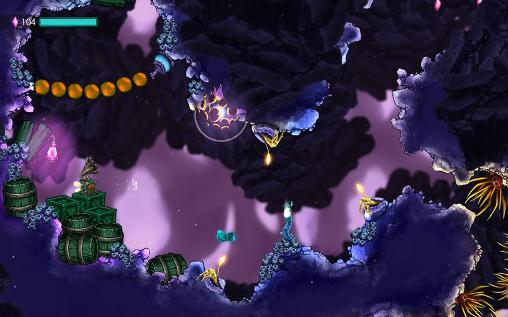 Screenshots do jogo Beatbuddy: Tale of the guardians para iPhone, iPad ou iPod.