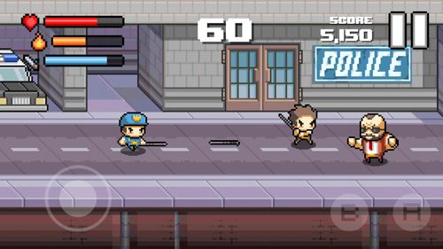 Download Beatdown! iPhone free game.