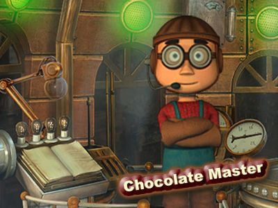 Bedtime Stories: Chocolate Master