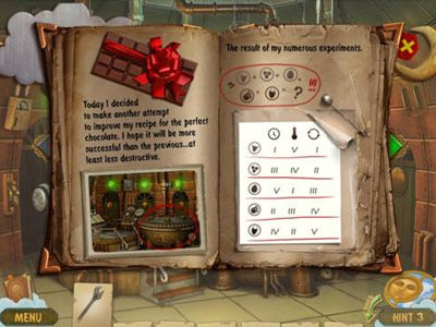 Screenshots vom Spiel Bedtime Stories: Chocolate Master für iPhone, iPad oder iPod.