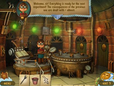 Screenshots of the Bedtime Stories: Chocolate Master game for iPhone, iPad or iPod.