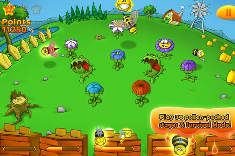 Free Bee farm download for iPhone, iPad and iPod.