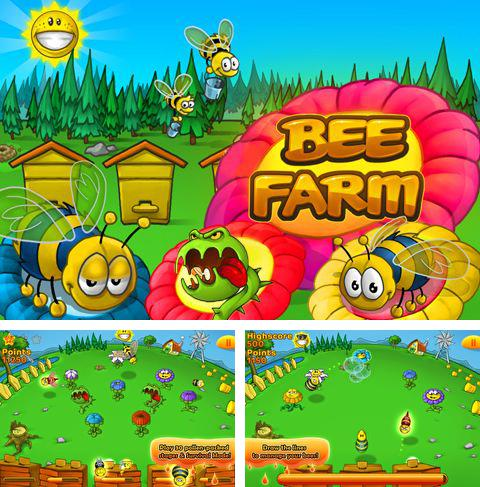 In addition to the game Stealth for iPhone, iPad or iPod, you can also download Bee farm for free.