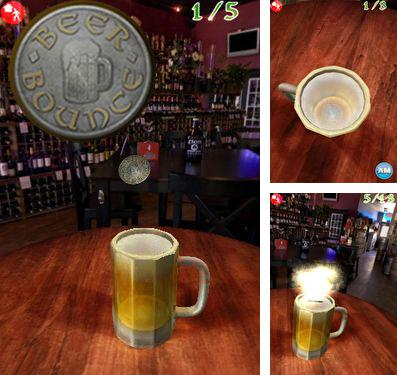 Download Beer Bounce iPhone free game.