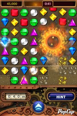 Baixe Bejeweled gratuitamente para iPhone, iPad e iPod.