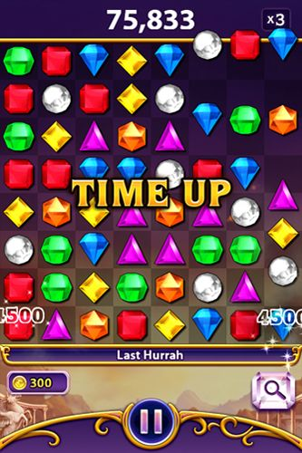 Descarga gratuita de Bejeweled: Blitz para iPhone, iPad y iPod.