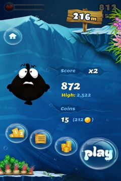 Descarga gratuita de Bellyfish para iPhone, iPad y iPod.