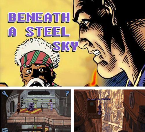In addition to the game Impulse GP for iPhone, iPad or iPod, you can also download Beneath a steel sky for free.