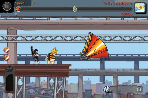 Descarga gratuita de Berzerk ball 2 para iPhone, iPad y iPod.
