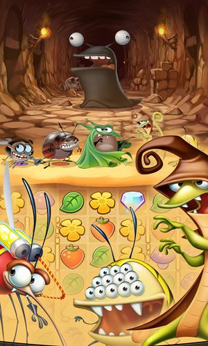 Free Best fiends download for iPhone, iPad and iPod.
