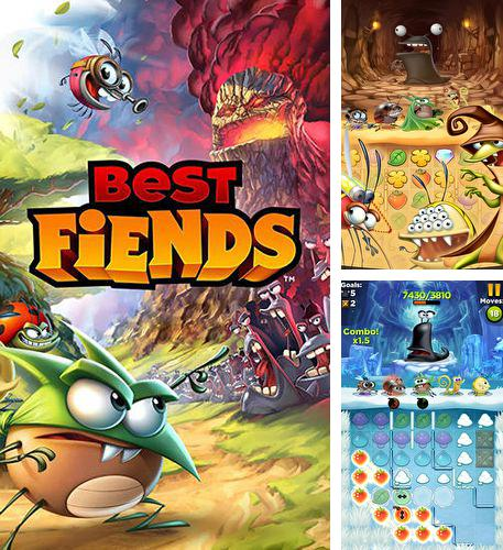 In addition to the game Myst for iPhone, iPad or iPod, you can also download Best fiends for free.
