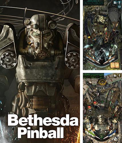 In addition to the game Sushi fight for iPhone, iPad or iPod, you can also download Bethesda pinball for free.