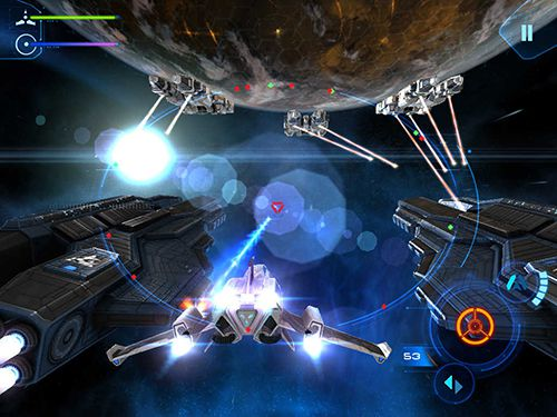 Screenshots of the Beyond space: Remastered game for iPhone, iPad or iPod.