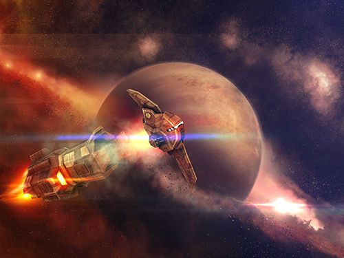 Screenshots do jogo Beyond space: Remastered para iPhone, iPad ou iPod.