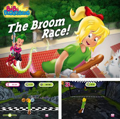 Download Bibi Blocksberg – The Broom Race iPhone free game.