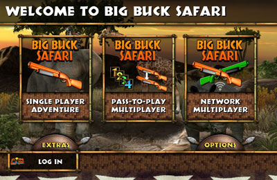 Скачати гру Big Buck Safari для iPad.