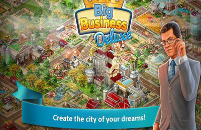 Download Big Business Deluxe iPhone free game.