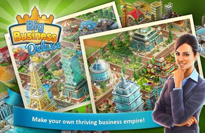 Free Big Business Deluxe download for iPhone, iPad and iPod.