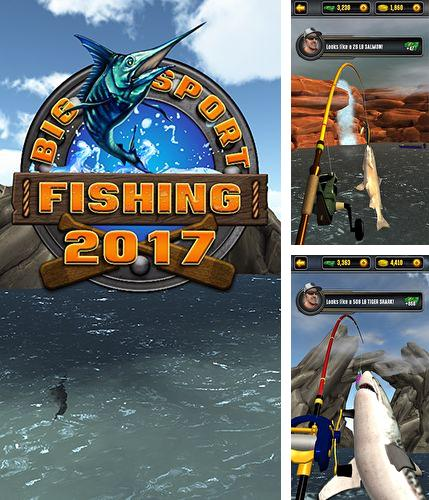 In addition to the game Run man the great for iPhone, iPad or iPod, you can also download Big sport fishing 2017 for free.