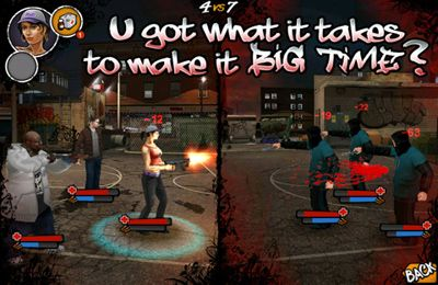 Descarga gratuita de Big Time Gangsta para iPhone, iPad y iPod.