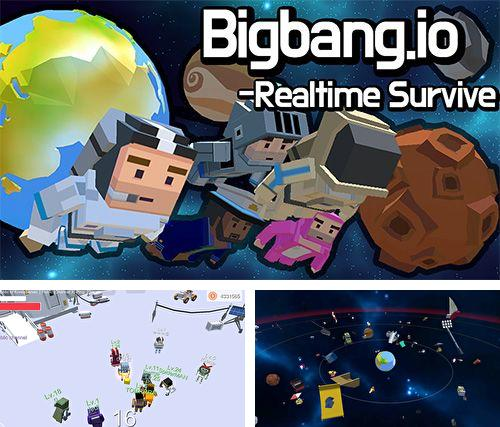In addition to the game Jump to Medieval -Time Geeks for iPhone, iPad or iPod, you can also download Bigbang.io for free.
