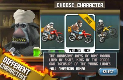 Baixe Bike Baron gratuitamente para iPhone, iPad e iPod.