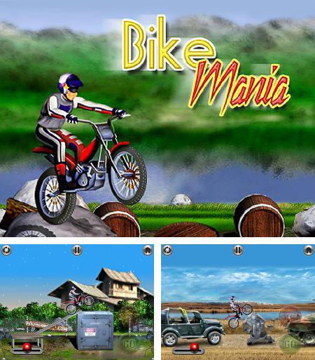 In addition to the game Flip master for iPhone, iPad or iPod, you can also download Bike mania for free.