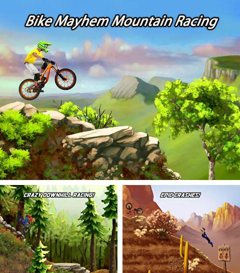 In addition to the game Montezuma Puzzle for iPhone, iPad or iPod, you can also download Bike mayhem mountain racing for free.