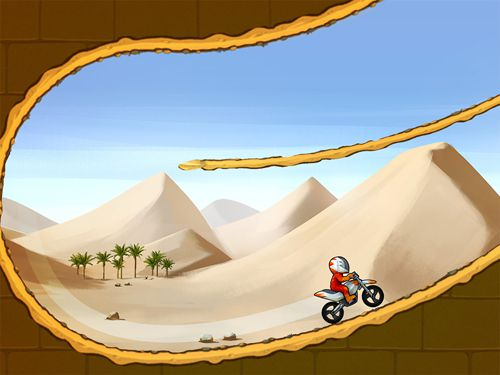 Free Bike race pro download for iPhone, iPad and iPod.