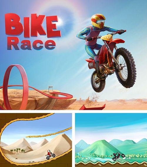 In addition to the game Badass trial race for iPhone, iPad or iPod, you can also download Bike race pro for free.