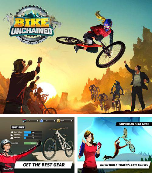 In addition to the game KnightScape for iPhone, iPad or iPod, you can also download Bike: Unchained for free.
