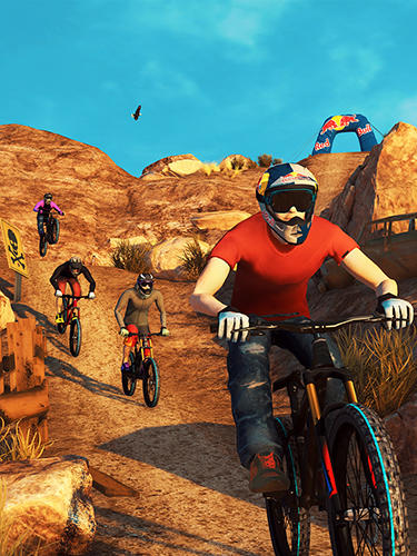 Screenshots of the Bike unchained 2 game for iPhone, iPad or iPod.