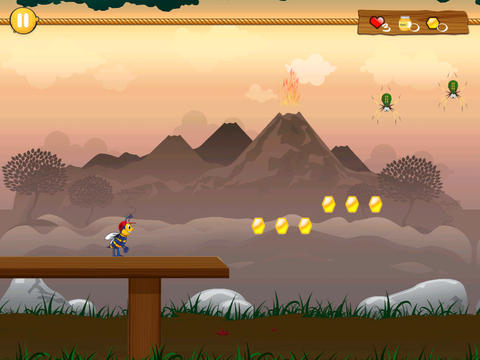 iPhone、iPad および iPod 用のBilly Beez: Adventures of the Rainforestの無料ダウンロード。