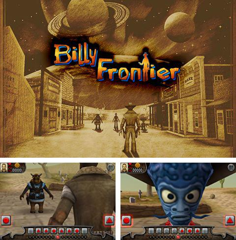 In addition to the game 3D Rollercoaster Rush for iPhone, iPad or iPod, you can also download Billy frontier for free.