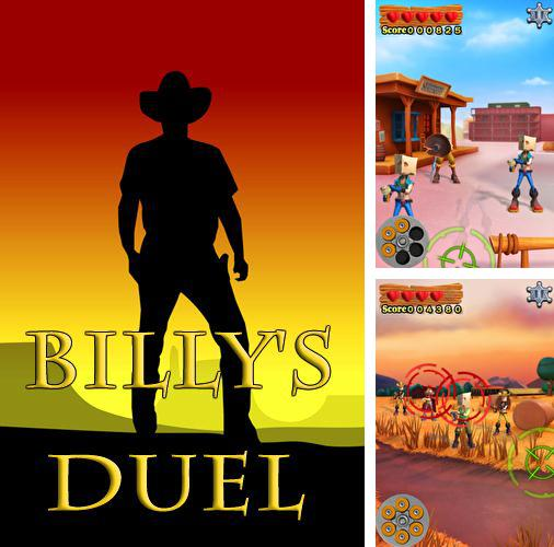 In addition to the game Dizzy knight for iPhone, iPad or iPod, you can also download Billy's duel for free.