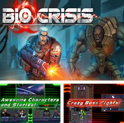 In addition to the game Terminal Escape for iPhone, iPad or iPod, you can also download Bio Crisis for free.