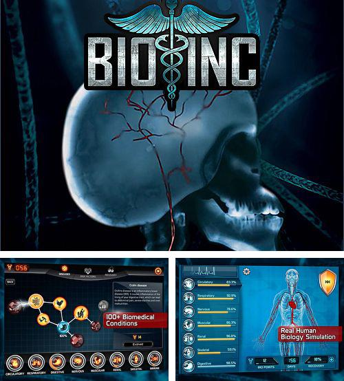 In addition to the game Bag it! for iPhone, iPad or iPod, you can also download Bio Inc.: Biomedical plague for free.