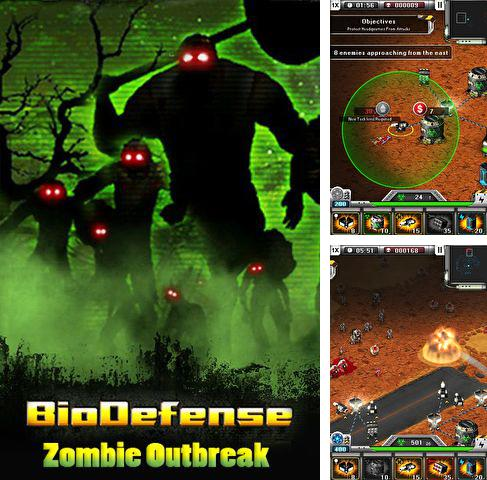 In addition to the game Cowboys & aliens for iPhone, iPad or iPod, you can also download Biodefense: Zombie outbreak for free.