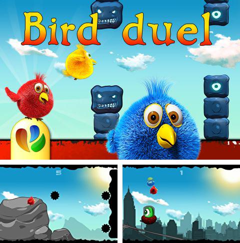 In addition to the game Plumber puzzle for iPhone, iPad or iPod, you can also download Bird duel for free.