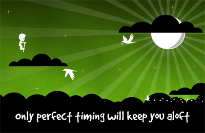 Screenshots do jogo Bird Jumper para iPhone, iPad ou iPod.