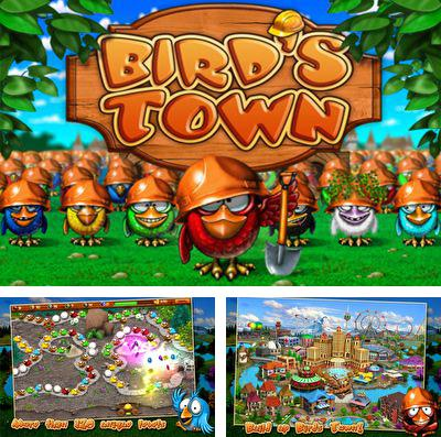 In addition to the game Eternal legacy for iPhone, iPad or iPod, you can also download Bird's Town Deluxe for free.