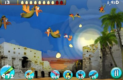 Capturas de pantalla del juego Birdy Nam Nam para iPhone, iPad o iPod.